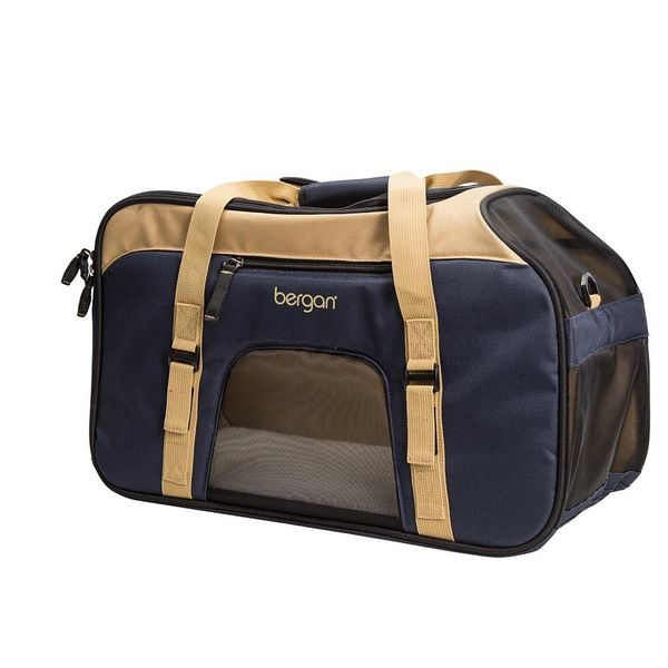 Bergan Pet Large 19-inch Top Opening Comfort Carrier