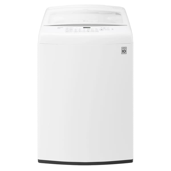 "White Top Load Laundry Pair with WT1501CW 27"""" Washer with and DLG1502W 27"""" Gas"" 653198"