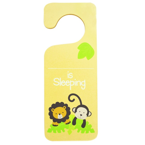 Koala Baby Jungle Door Hanger