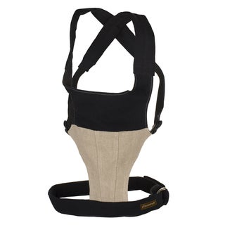 The Peanut Shell Embark Organic Baby Carrier in Sand