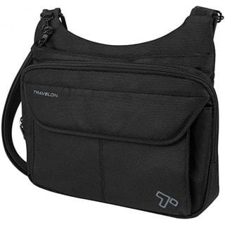 Travelon Anti-theft Urban East/ West Tablet Messenger Bag