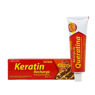 Novex Keratin Recharge Leave-in 80g Conditioner