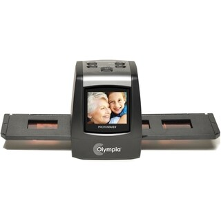 Olympia 35mm Film Scanner with 4 GB SD Card