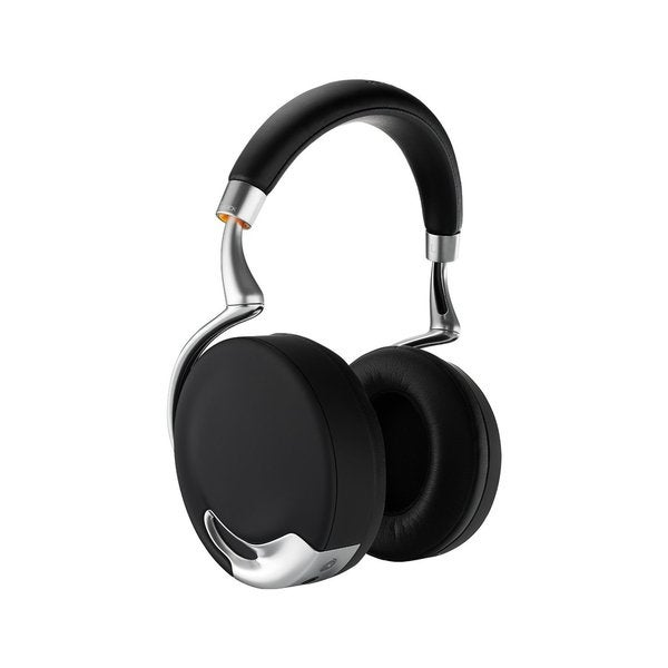 Parrot Zik Black Gold Wireless Noise Cancelling Headphones with Touch Control