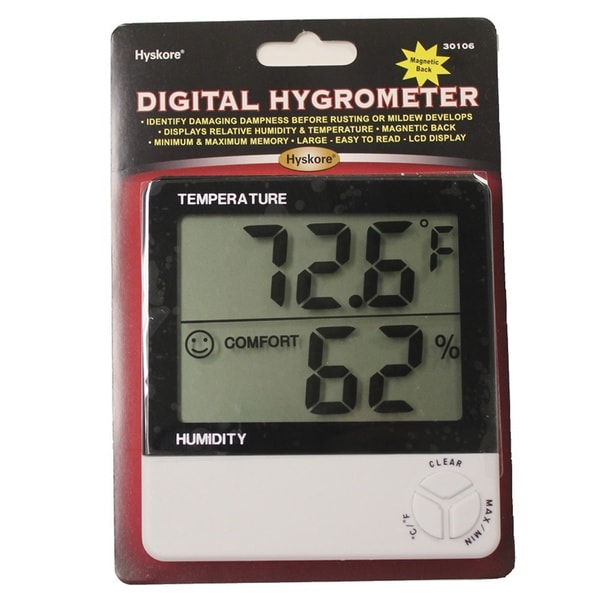 Hyskore Digital Hygrometer