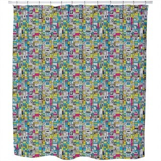 Vero Colorado Shower Curtain