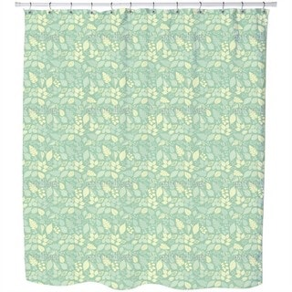 Variety of Leaves Shower Curtain