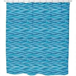 Triton Aqua Shower Curtain