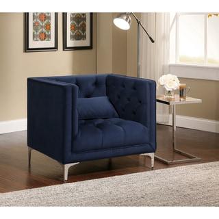 Republic Design House Anna Button Tufted Armchair