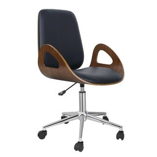 Porthos Home Caroline Adjustable Office Chair