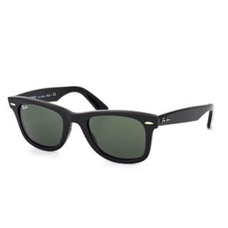 Ray-Ban Men's/ Unisex RB2140 Polarized/ Wayfarer Sunglasses