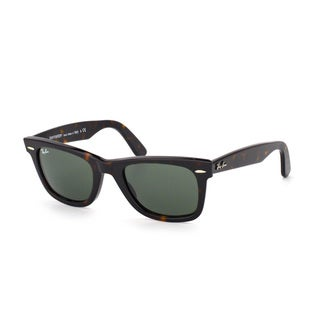 Ray-Ban Men's/ Unisex RB2140 Polarized/ Wayfarer Sunglasses