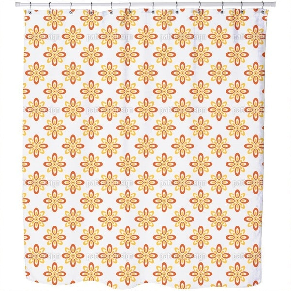 Sun Flowers Shower Curtain 18008247