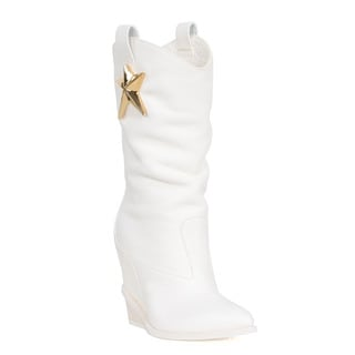 Giuseppe Zanotti Boots with Gold Star