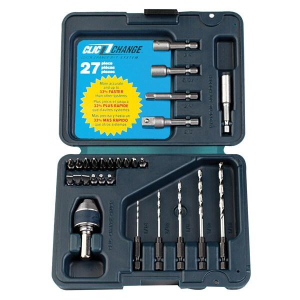 Bosch CC2130 27 Piece Drill & Driver Bit Set
