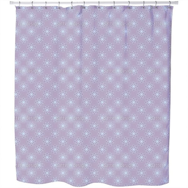 Soft Beauties Shower Curtain
