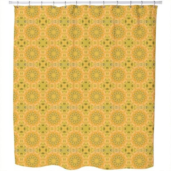 Pandora Floral Shower Curtain