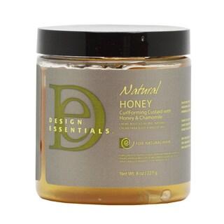 Design Essentials Natural Honey 8-ounce Curl Forming Custard