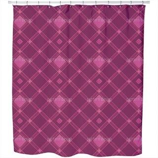Navaho Gathering Shower Curtain