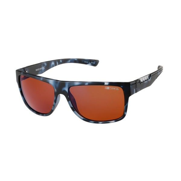 NASCAR Sunglasses Mens 6 Blue Demi