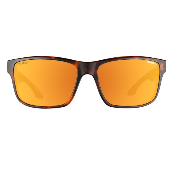 O'Neill Matte Tort Bronze Mirror Sunglasses
