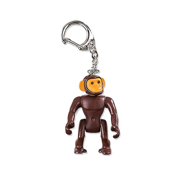 Playmobil Monkey Keyring