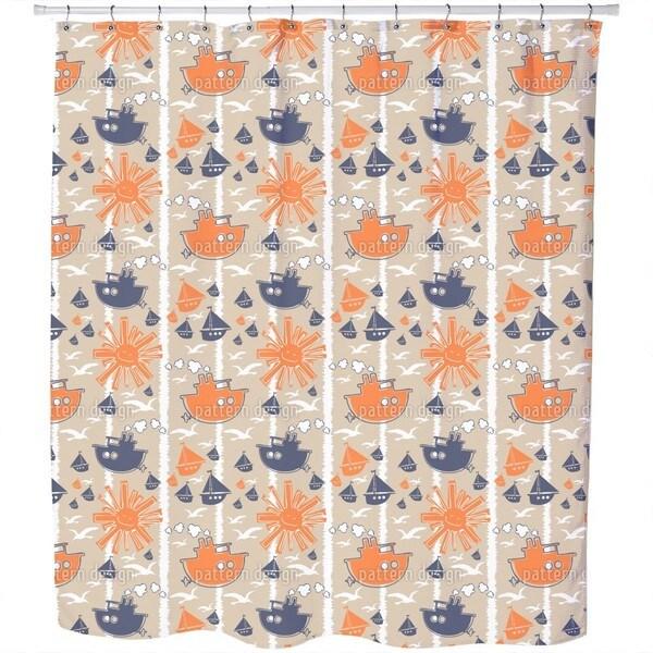Regatta Shower Curtain 18010480