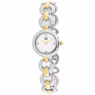 ESQ Women's 7101188 White MOP Watch