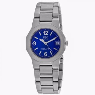 ESQ Men's 7300700 Oceania Blue Watch