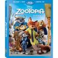 Zootopia (Blu-ray/DVD)