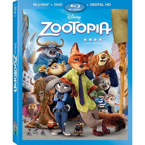 Zootopia (Blu-ray Disc) 18012133