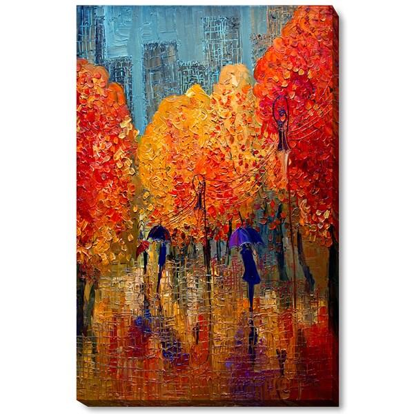 Justyna Kopania 'Autumn' Fine Art Print 18012686