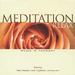 Various - Meditation-Relax