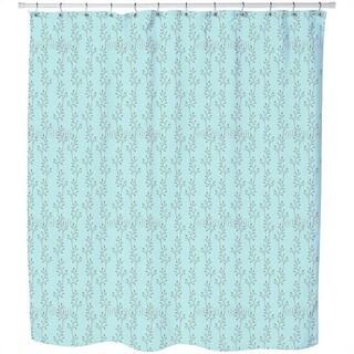 Crassula Succulent Shower Curtain