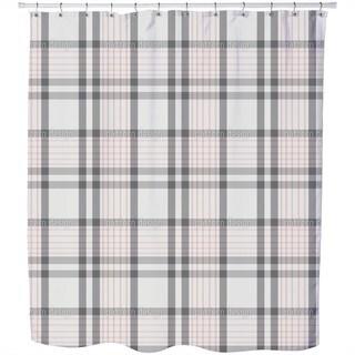 Earl Grey Shower Curtain