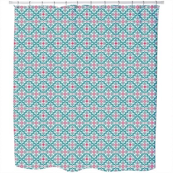 Floralis Shower Curtain