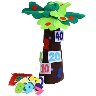 Almas Designs Apple Tree Set