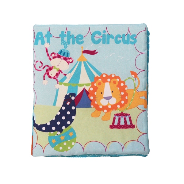 Almas Designs At The Circus Fabric Book