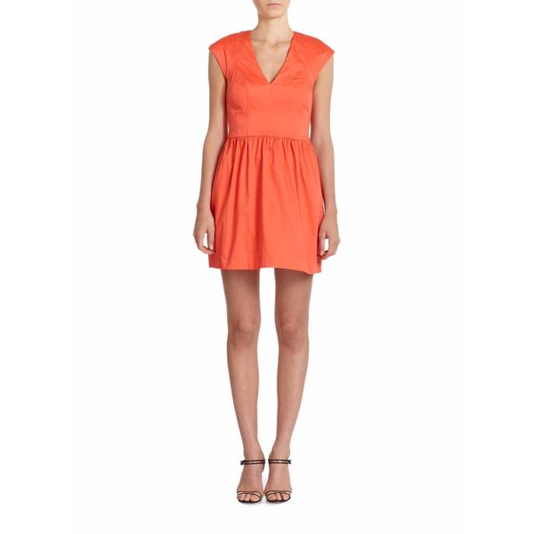 French Connection Coral Potter Dress