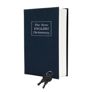 Home Diversion Metal Locking Dictionary Safe