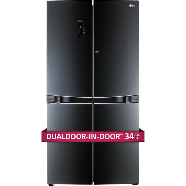 Lg Lpcs34886c 4 Door Refrigerator With Dualdoor In Door In
