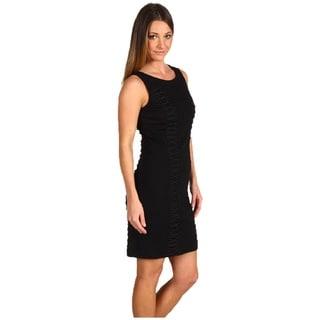 Cynthia Steffe Black Tiffany Dress (Size 4)