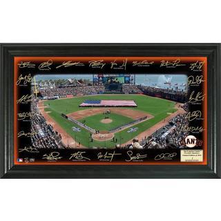 San Francisco Giants 2016 Signature Field