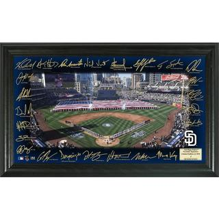 San Diego Padres 2016 Signature Field