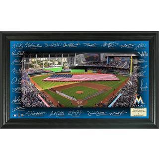 Miami Marlins 2016 Signature Field