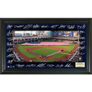 Houston Astros 2016 Signature Field