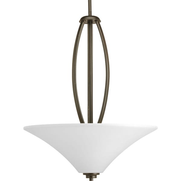 Progress Lighting P3951-20w Joy 3-light Inverted Pendant