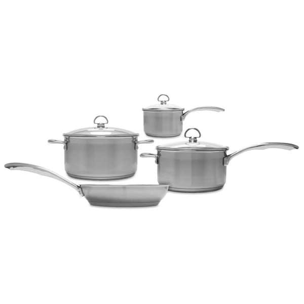 Chantal 7 Piece Ceramic-coated Cookware Set