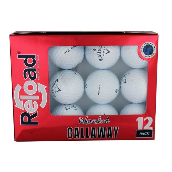 Callaway Chrome Soft Refinished Grade A Golf Balls