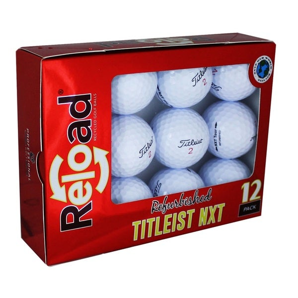 Titleist NXT Tour Refinished Grade A Golf Balls